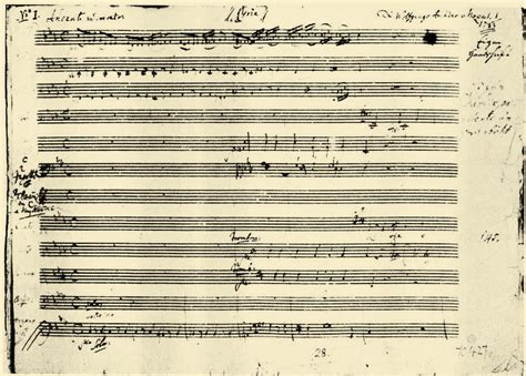 List Of Masses By Wolfgang Amadeus Mozart