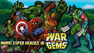 The, 10, Best, Superhero, Video, Games, For, The, Snes