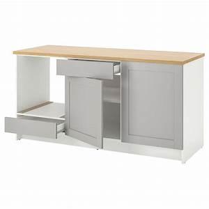 Ikea Spüle Mit Unterschrank : knoxhult unterschrank mit t ren schublade grau ikea ~ Watch28wear.com Haus und Dekorationen
