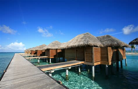 A Bungalow In The Maldives  The Jeff Sauer Experience