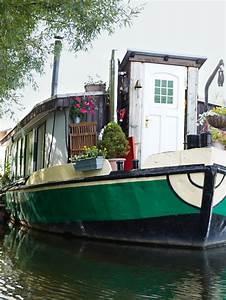 Wohnen Auf Dem Hausboot : entspannen auf dem hausboot zuhausewohnen ~ Markanthonyermac.com Haus und Dekorationen