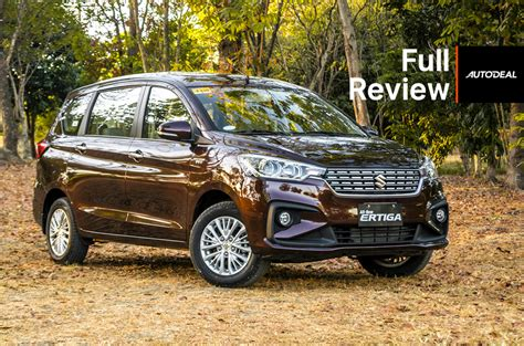 Review Suzuki Ertiga by 2019 Suzuki Ertiga Review Autodeal Philippines