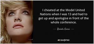 Romola Garai qu... Model Un Quotes