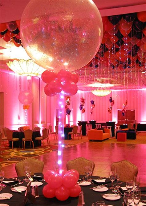 pink and white balloon decorations 25 best ideas about tulle lights on