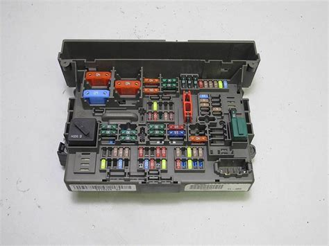 Bmw Series Front Interior Glove Box Fuse