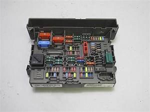 2013 Bmw 335i Fuse Box