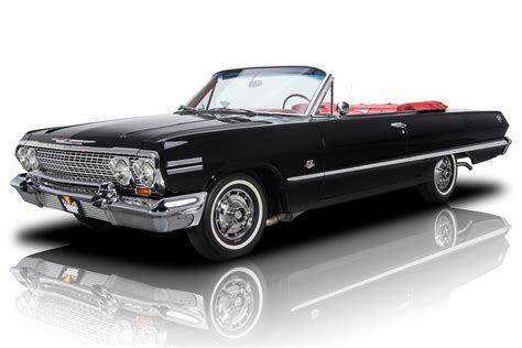 Chevrolet Picture by 135979 1963 Chevrolet Impala Rk Motors Classic And
