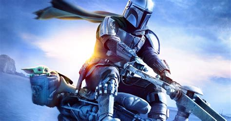 New The Mandalorian Season 2 Poster Speeds in with Mando ...