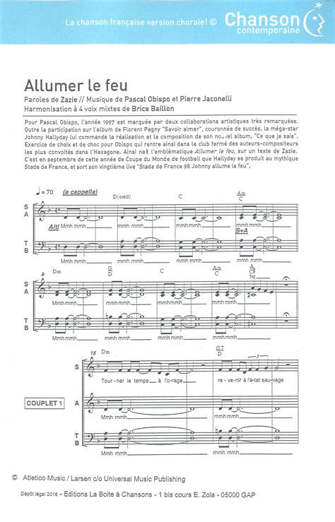 allumer le de poche partition de musique 233 diteur de partitions pour chorale