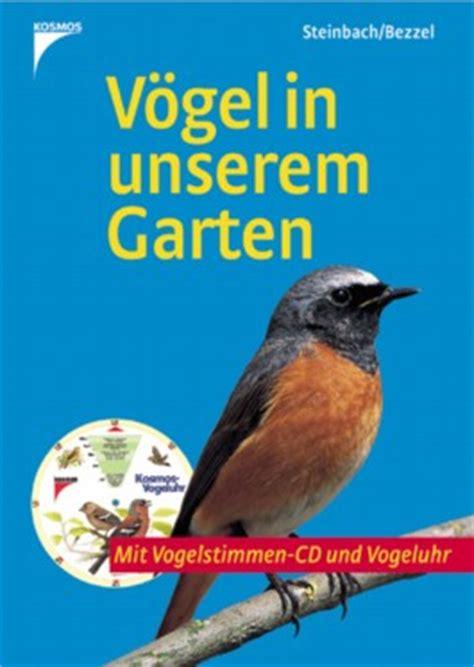 Vögel In Unserem Garten, M Audiocd Uvogeluhr Von Gunter