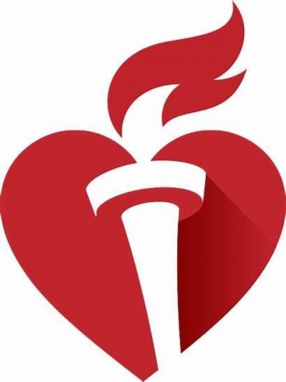 Heart Association American Aha Americanheart Icon Diy