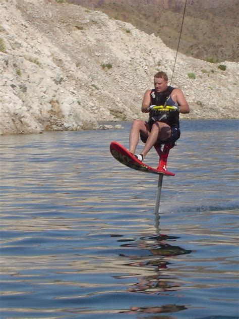 Air Chair Hydrofoil by Here Is My New Boat