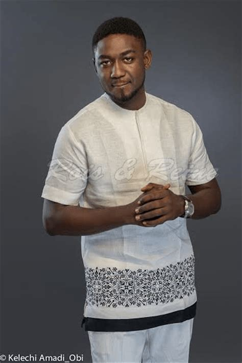 13 Cool Native Wear Styles For Men Nigerian Mens Site