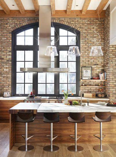 inexpensive  convenient loft kitchen design ideas