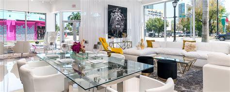 contemporary modern furniture stores  miami fl modani