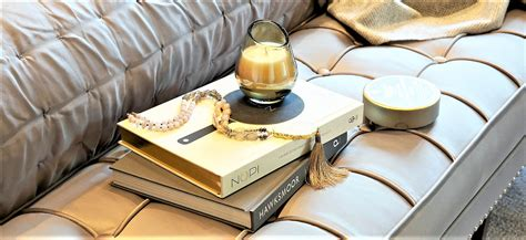 How To Style With The Coffee Table Book