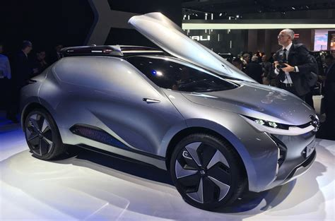 Gac Enverge Electric Suv Concept Revealed Ahead Of Us