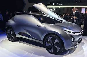 GAC Enverge electric SUV concept revealed ahead of US ...