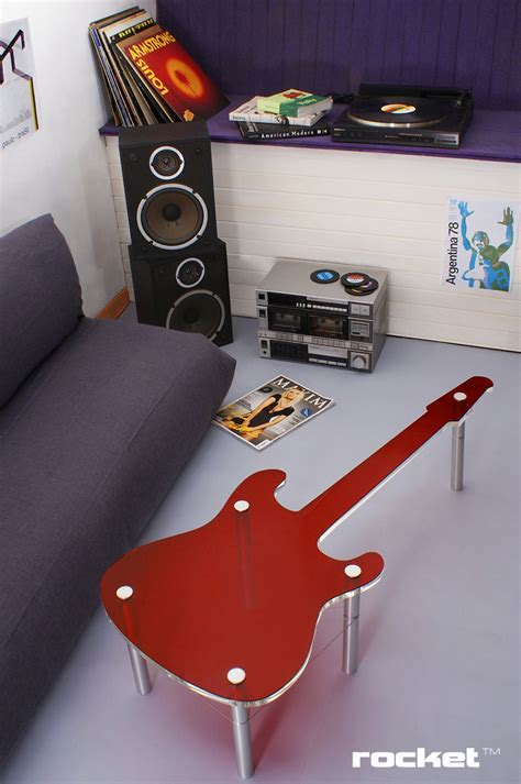 rocket furniture rocket an awesome furniture collection for rock n roll fans digsdigs