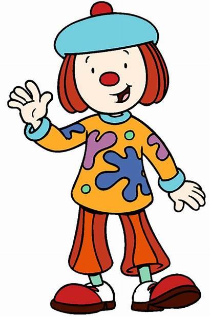 Circus Clipart Clip Jojo Juggling Clipartoons Word