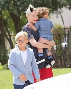 Apollo Rossdale Photos Photos - Gwen Stefani Goes to ...