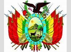 Dibujo De Escudo De Bolivia 5