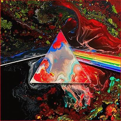 Trippy Vibes Psychedelic Pink Trip Wallpapersafari Pesquisa