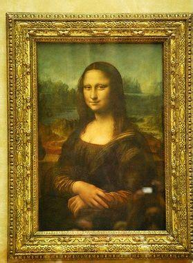 masterpiece da vincis mona lisa louvre museumparis