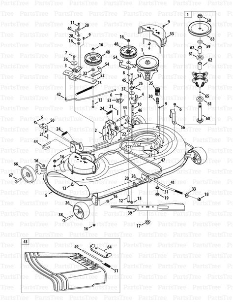 Cub Cadet Ltx 1000 Mower Deck Diagram by Cub Cadet Lawn Tractor Manual Ltx 1042 2019 Ebook Library
