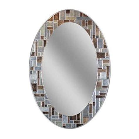 How To Frame An Oval Bathroom Mirror by Oval Bathroom Mirrors