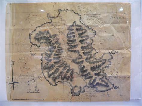 cartograpic wonders  lost island