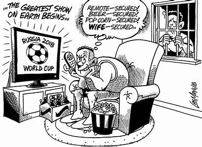 Jamaica June Gleaner Thursday Cartoon