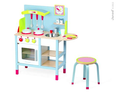 cuisine janod janod 4506538 cuisine jouet picnik duo tabouret accessoires cuisine enfant en bois