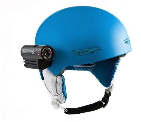 New Vio Pov Hd Helmet Camera Launched