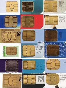 Smart Card  Sim Card  Interface Pinout Diagram