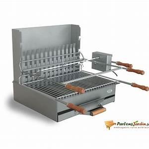 Barbecue Charbon De Bois Pas Cher : barbecue vertical jardiland ~ Dailycaller-alerts.com Idées de Décoration