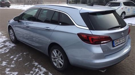Opel Astra Estate 2016 opel astra estate looks and interior
