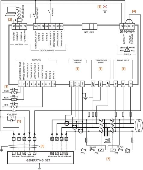 Pole Transfer Switch Wiring Diagram Collection