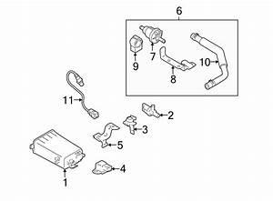 Kia Sportage Fuel Tank Pressure Sensor  Emission