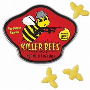 Killer Bees Candy - Archie McPhee & Co