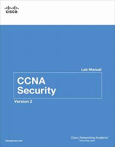 Cisco Networking Academy  Instructor Answer Key For Ccna