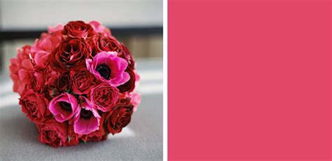 Calgary Weddings  Bouquet Of The Week Modern Pink And