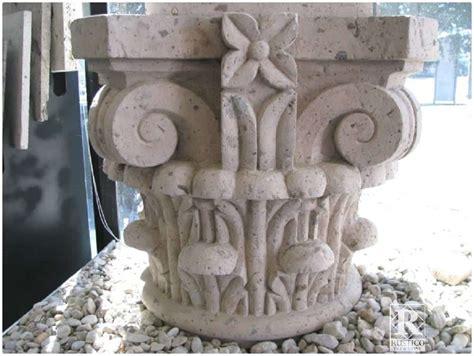 cantera stone columns  beauty meets function