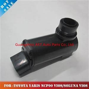 Washer Pump For Toyota Yaris Ncp90 Vios  Soluna Vios