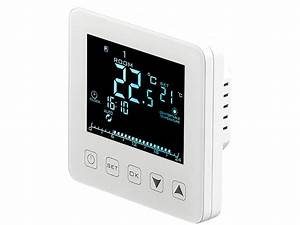Wlan Thermostat Test : revolt wlan thermostat wlan raumthermostat f r heizungen f r amazon alexa google assistant ~ Watch28wear.com Haus und Dekorationen