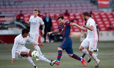 El Clásico Match Summary and Report: Barcelona 1-3 Real ...