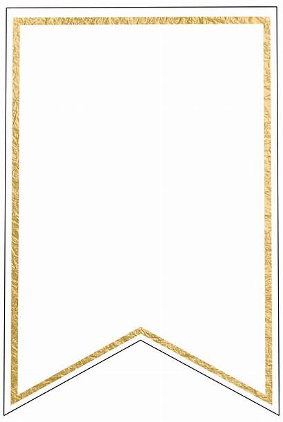 Banner Printable Templates Diy Paper Template Blank