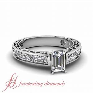1 carat diamond wedding ring sets for women antique With antique wedding rings for women