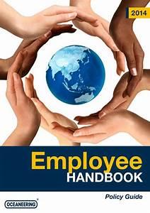 Flipsnack - Employee Handbook 2014