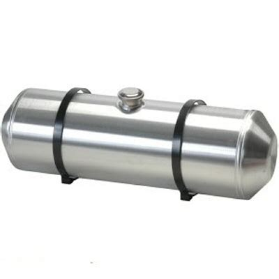 Small Boat Fuel Tanks by 8 Inches X 24 Spun Aluminum Gas Tank 5 Gallons For Dune